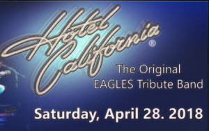 Concert:  Eagles/Hotel California